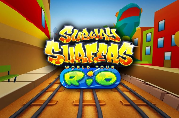Subway Surfers comes to colourful Rio 1