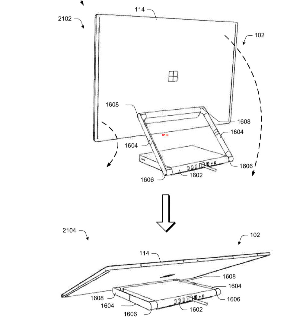 surface aio patent 9