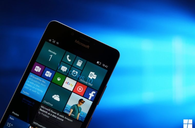 Windows 10 Mobile Anniversary Update's scaling is broken on some devices 12