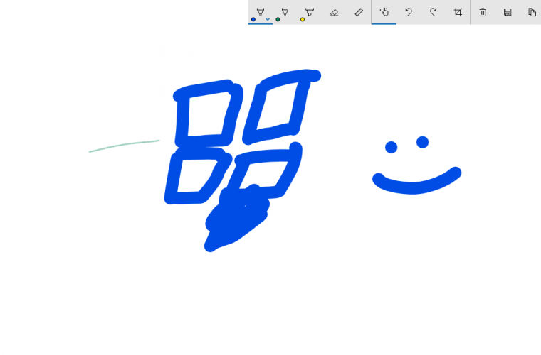 How to use the Windows Ink Workspace to take better screenshots 20