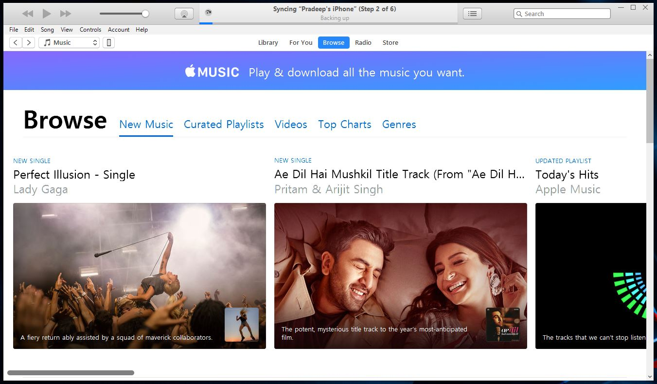 iTunes for Windows updated with an all-new Apple Music