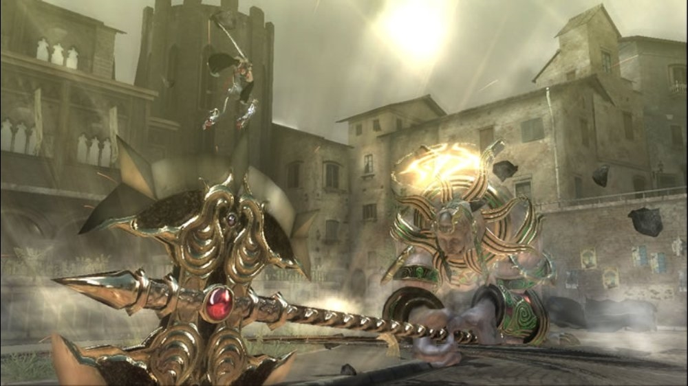 Bayonetta/Vanquish Double Pack Listing Pops Up For PS4 And Xbox One