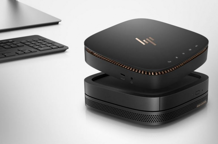 HP announces Elite Slice, a new modular PC with snap-on modules 1