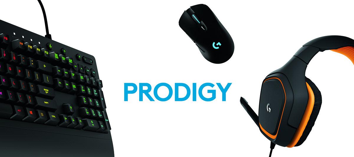 Logitech Prodigy Series