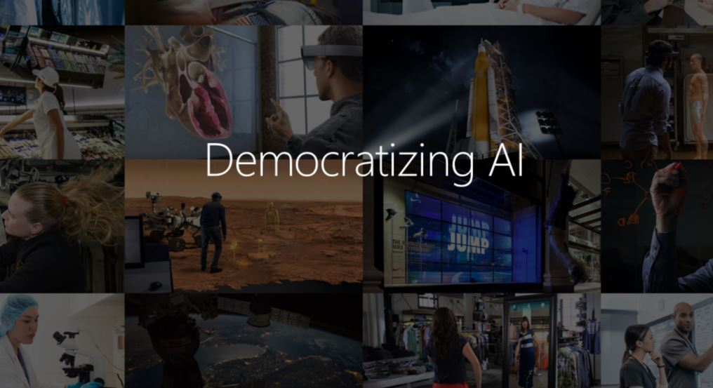 microsoft-democratizing-ai