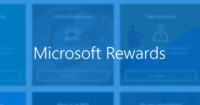 Every little helps - Microsoft Rewards can now pay for your groceries 4