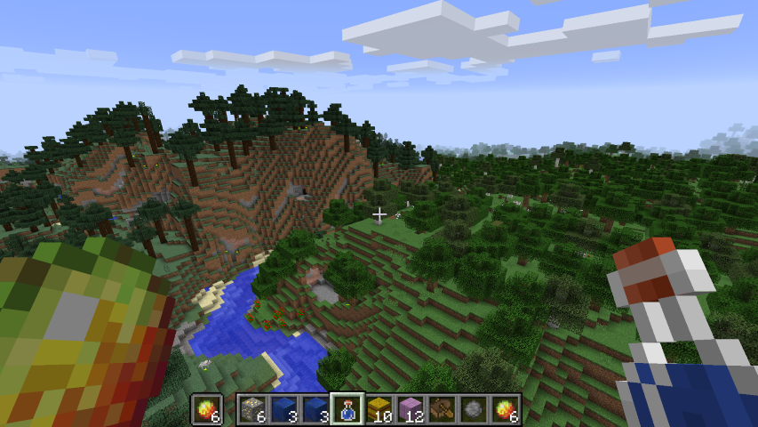 Minecraft snapshot 16w35a (Small)