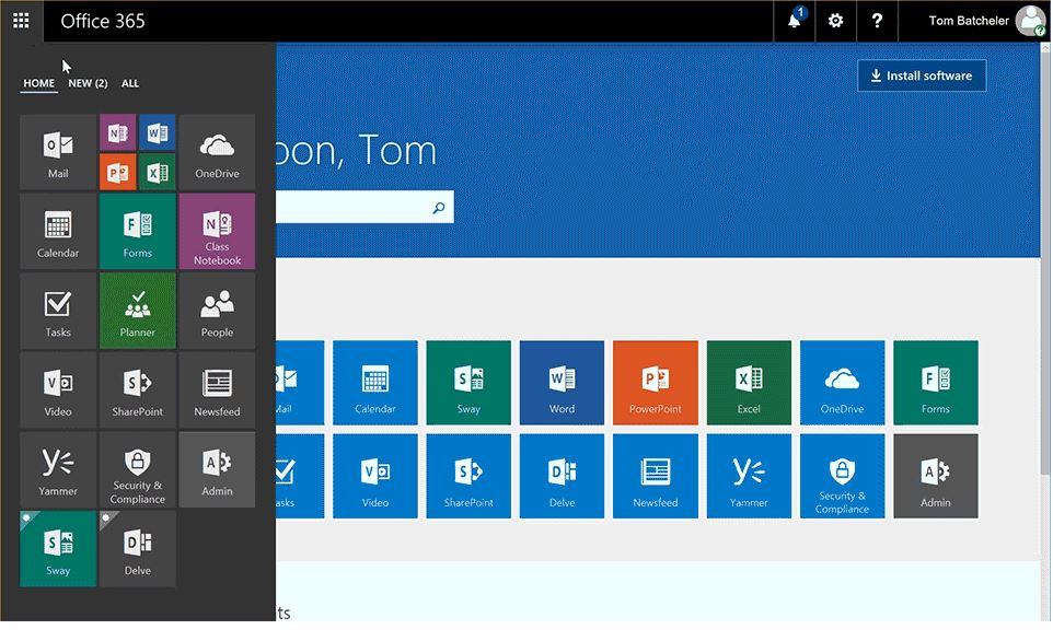 Microsoft Announces A New Version Of The Office 365 App