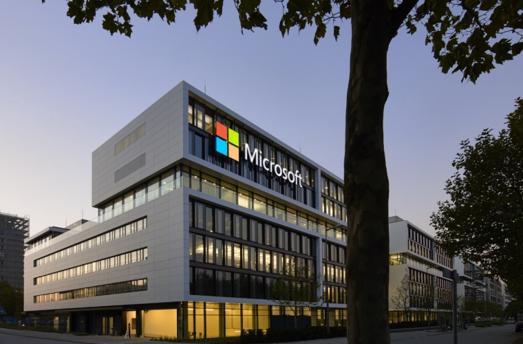 Microsoft Germany moves into a new headquarters 3