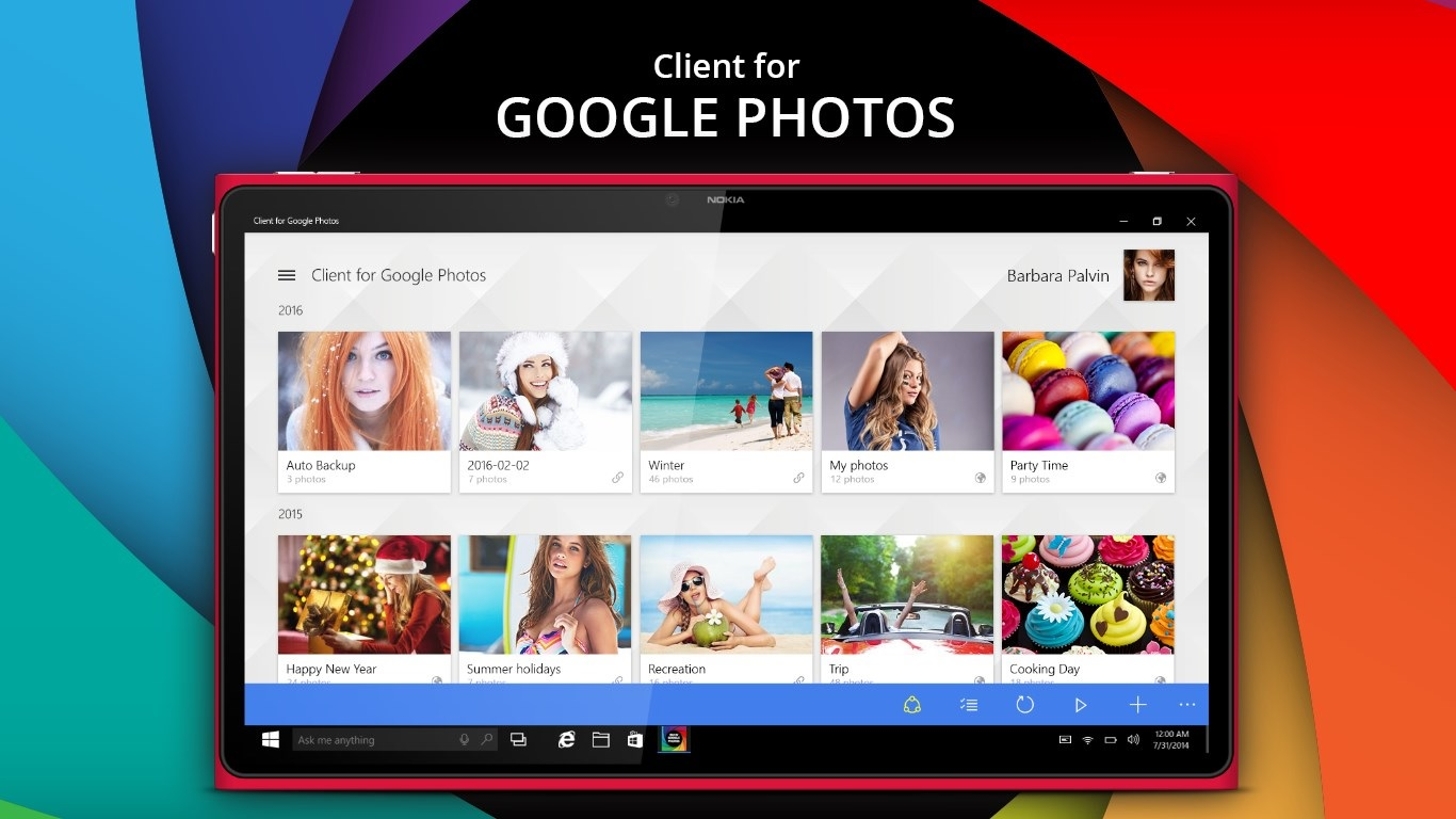 client-for-google-photo