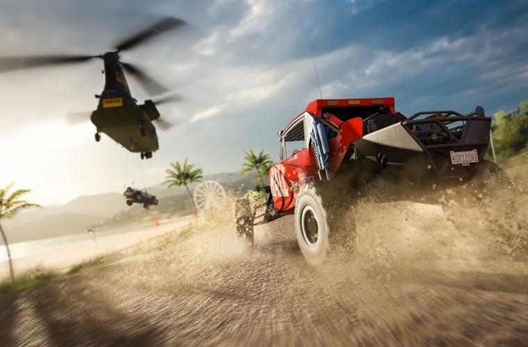 Forza Horizon 3 Demo shows up on the Windows Store ahead of official release 9