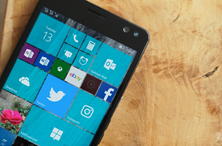 Windows Phone Fans: Here is what the unreleased HP Elite x3 successor looks like 1