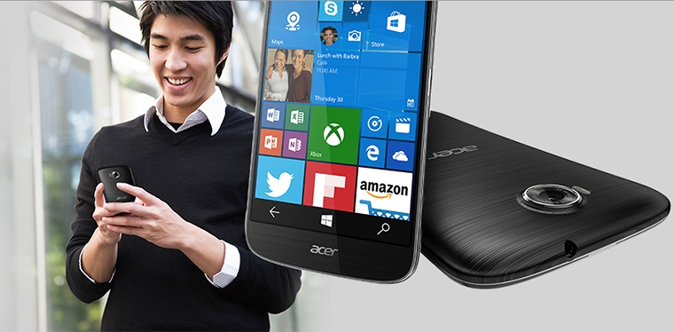 Doorbuster deal: Get the Acer Liquid Jade Primo bundle for $299 from Microsoft Store 8