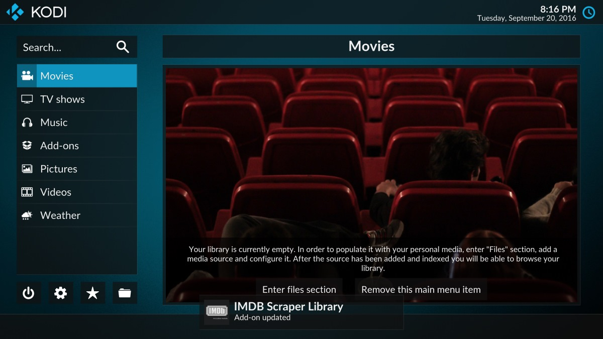 Kodi comes to the Windows Store for Windows 10 PCs