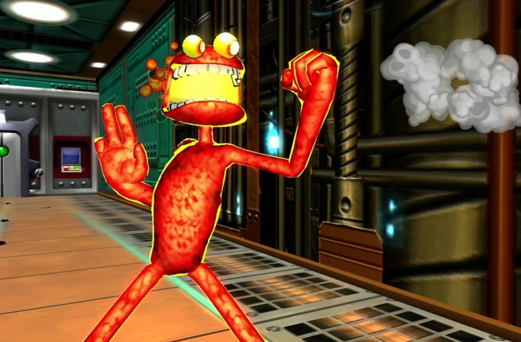 'Splosion Man' now available for free for Xbox Live Gold members 3