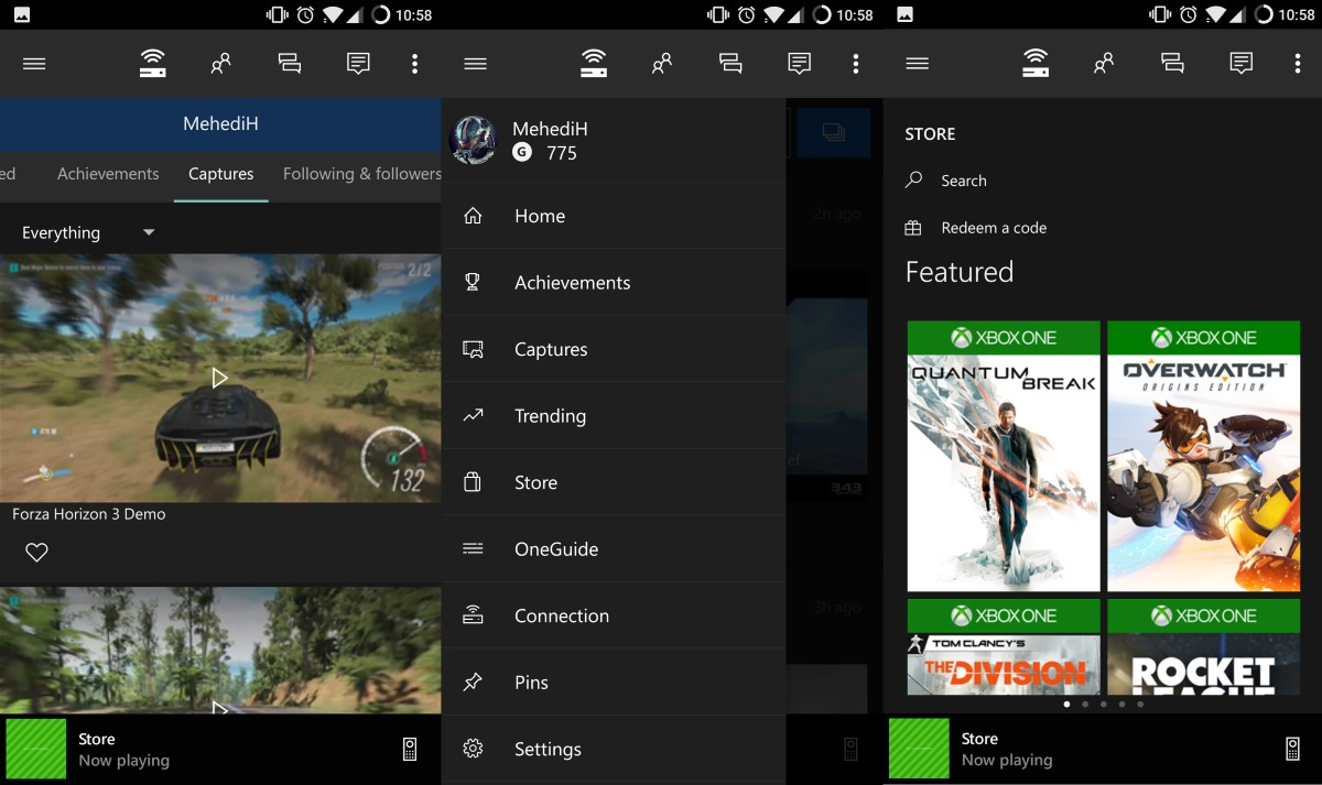 Xbox beta app on Android gets Clubs and Looking for Group