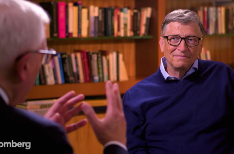 Bill Gates talks about creating Microsoft and going public 1