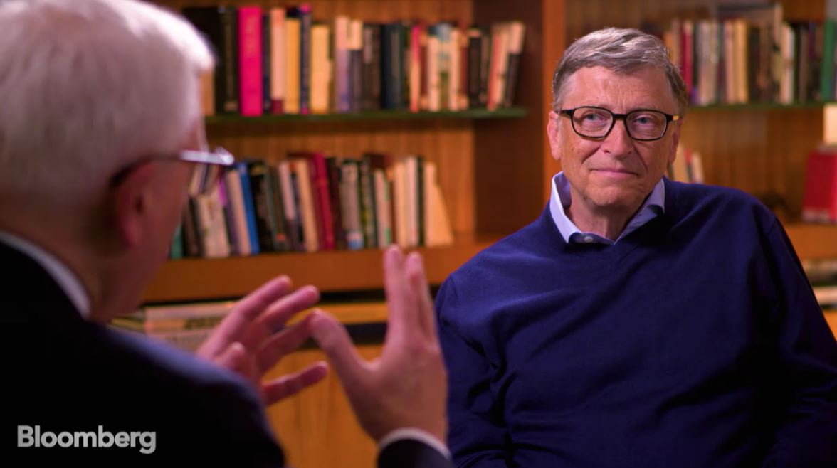 """Bill Gates calls losing the smartphone market to Android his """"greatest mistake"""""""