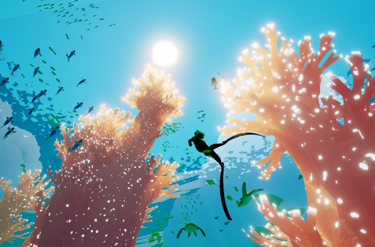 You can currently get ABZÛ and The End Is Nigh for free on the Epic Games Store 5
