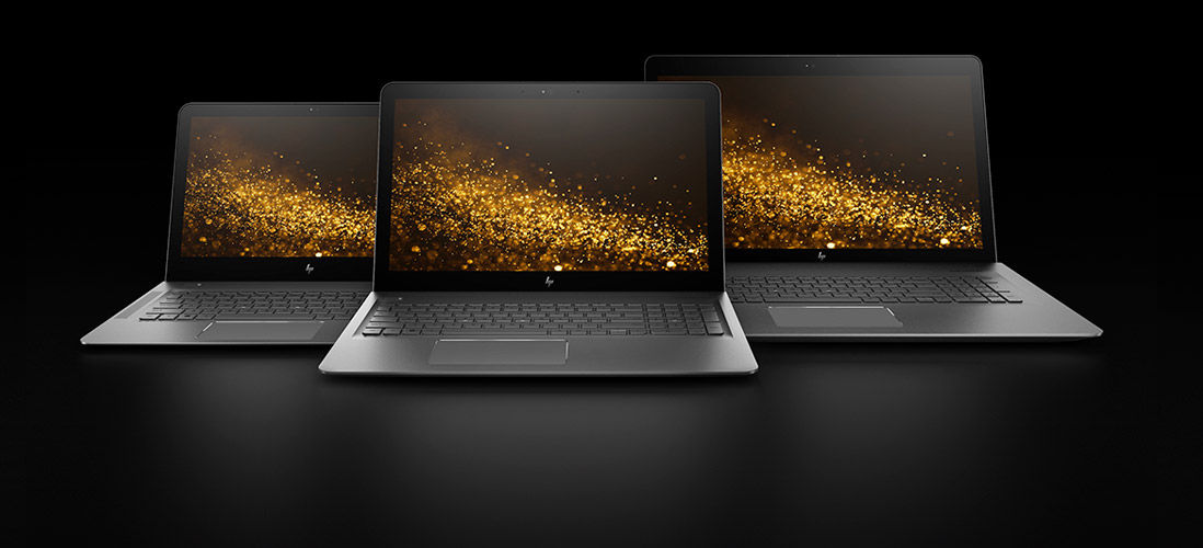 HP unveils updated ENVY laptops with 7th gen Intel processors and Fast Charge technology 3