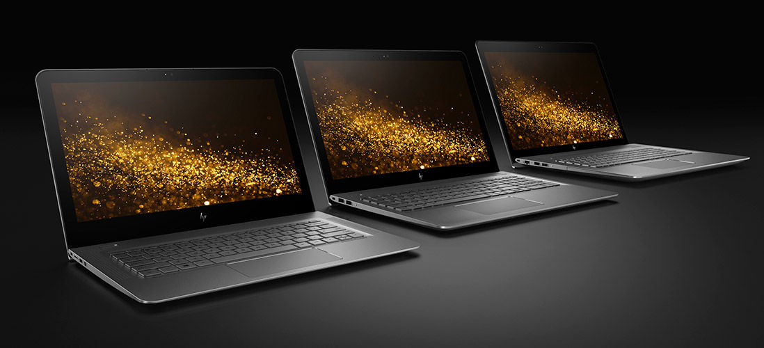 HP unveils updated ENVY laptops with 7th gen Intel processors and Fast Charge technology 1