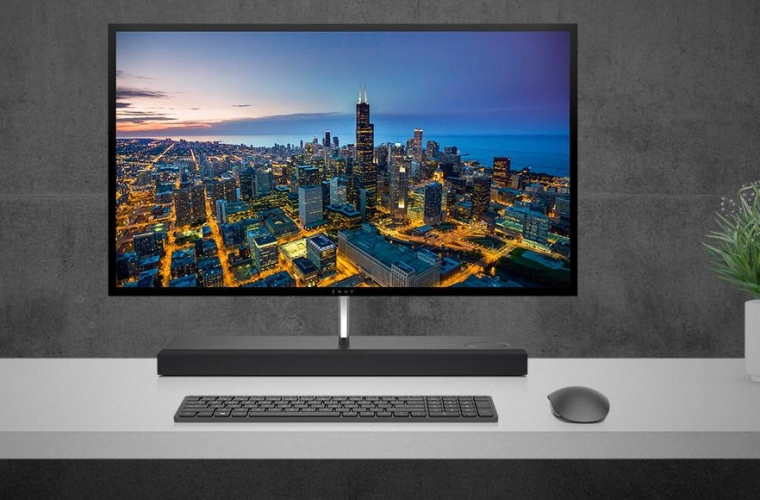 HP announces new ENVY All-in-One with a borderless display and a Privacy Camera 1