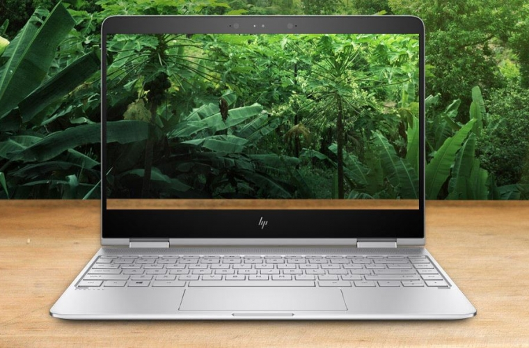 HP announces 2nd gen Spectre x360 convertible with a near zero border display 13