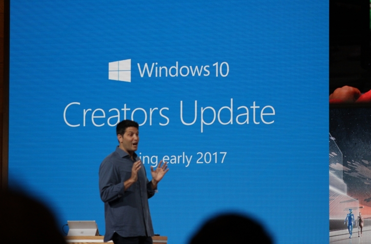 Windows 10 Creators Update announced, coming early 2017 7