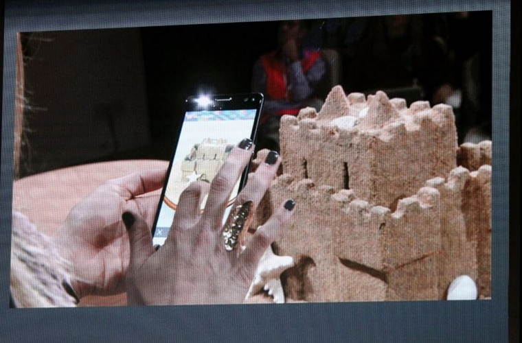 Microsoft's upcoming app will allow you to create 3D objects using mobile phone cameras 8