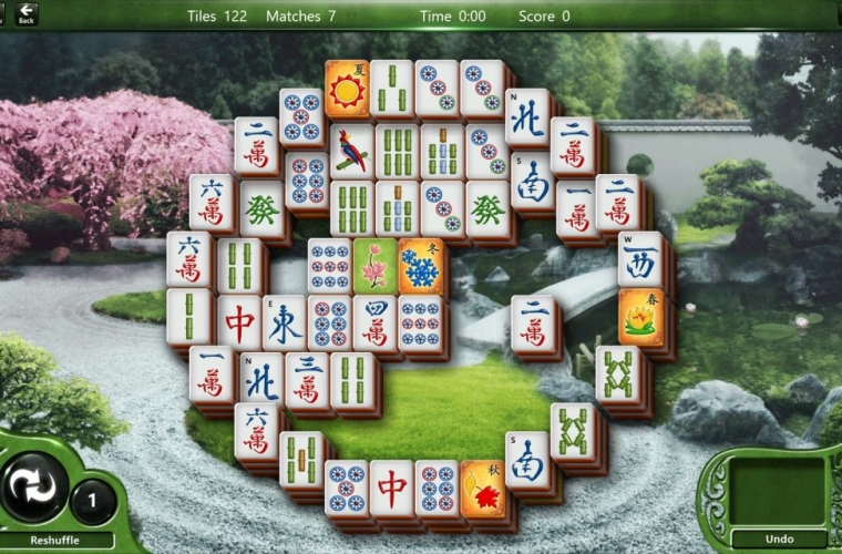 Microsoft Mahjong updated with new content for Windows 10 devices 1