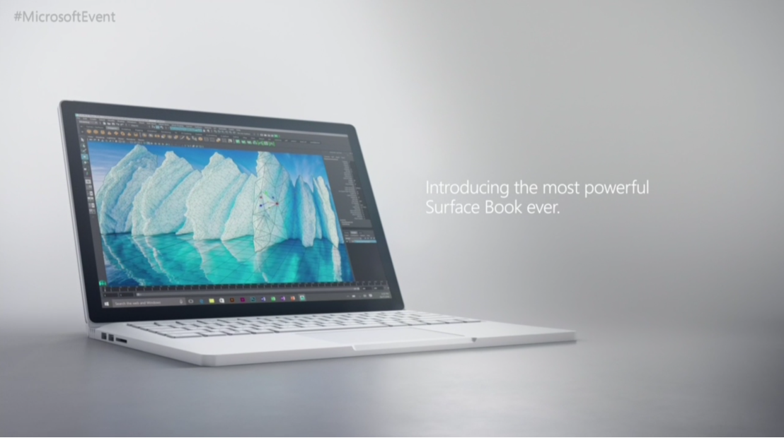 Here Are The Specs For The New Surface Book I7 Mspoweruser
