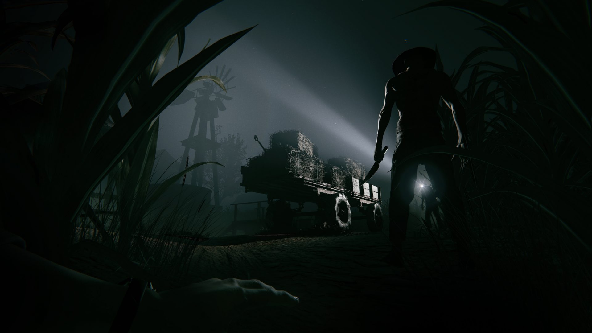 Horror Games For Xbox 1 : Play free demo of horror game outlast 2 on xbox one and pc