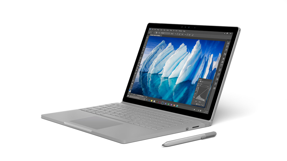 photo of Microsoft release firmware update for the Surface Book range image