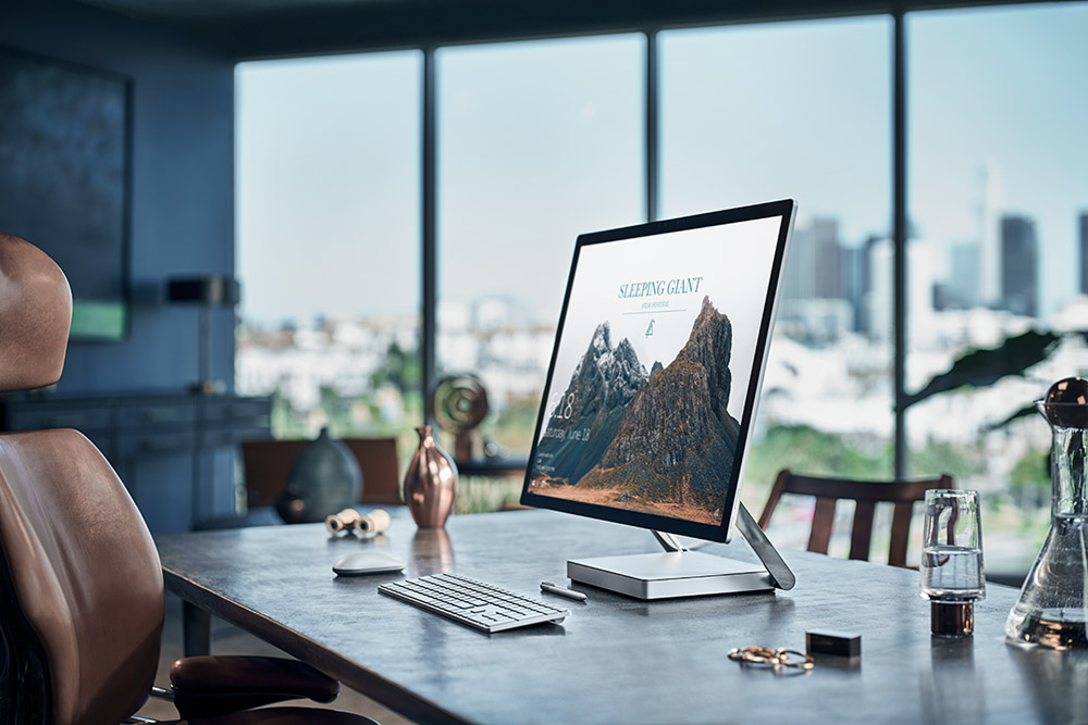 All models of surface studio sold out surface studio 2 for Bureau 3d windows 10
