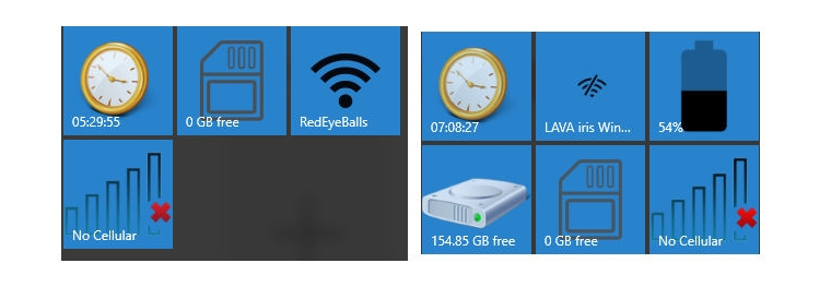 Developer Submission: Nearly seven years after their introduction, Windows live tiles can update real-time! 7