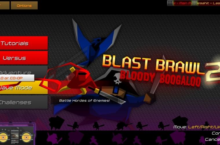 'Blast Brawl 2: Bloody Boogaloo' coming to Xbox Game Preview Program soon 10
