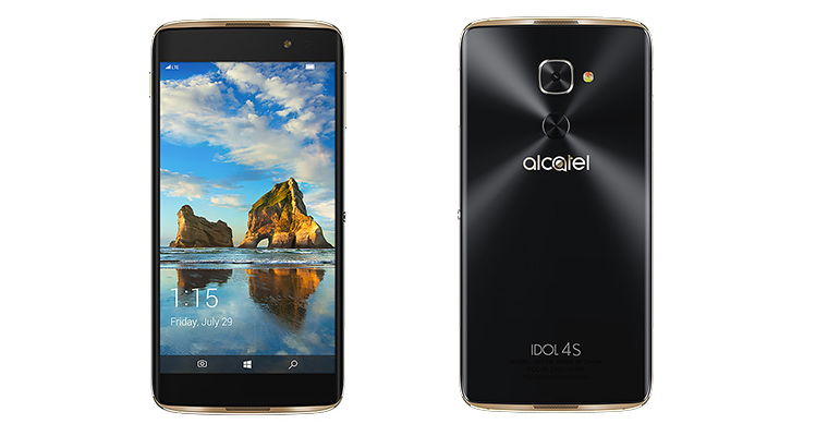 Deal: Get an unlocked Alcatel IDOL 4S for only $99 3