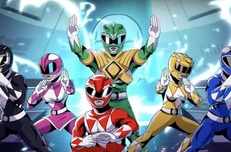 'Mighty Morphin Power Rangers: Mega Battle' coming to Xbox One in 2017 1