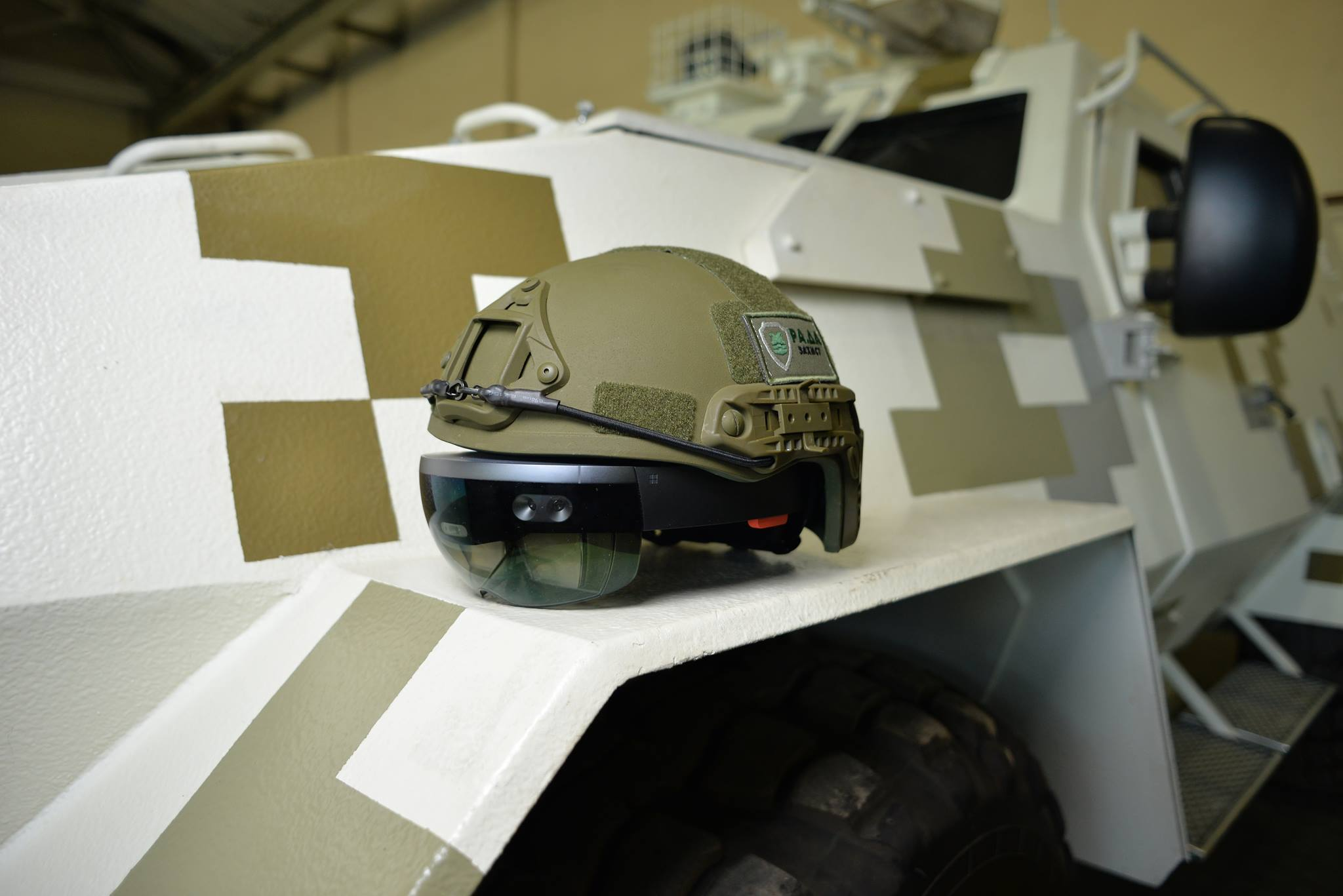 HoloLens gets more battlefield use by Ukranian military 3
