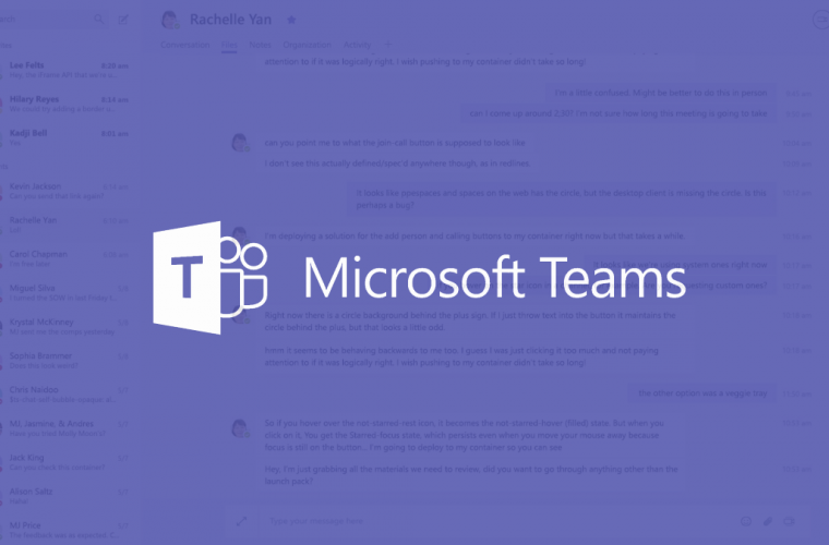 Microsoft Teams app for iOS now supports video calls and more 5