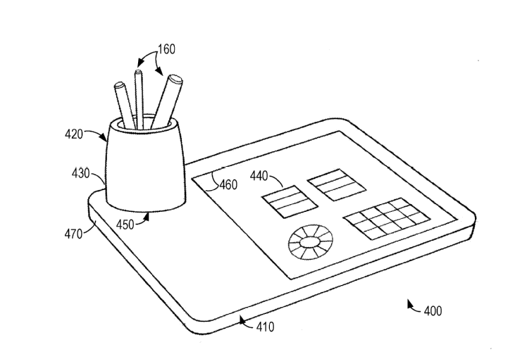 Forget The Surface Dial How About A Surface Inkwell Patent