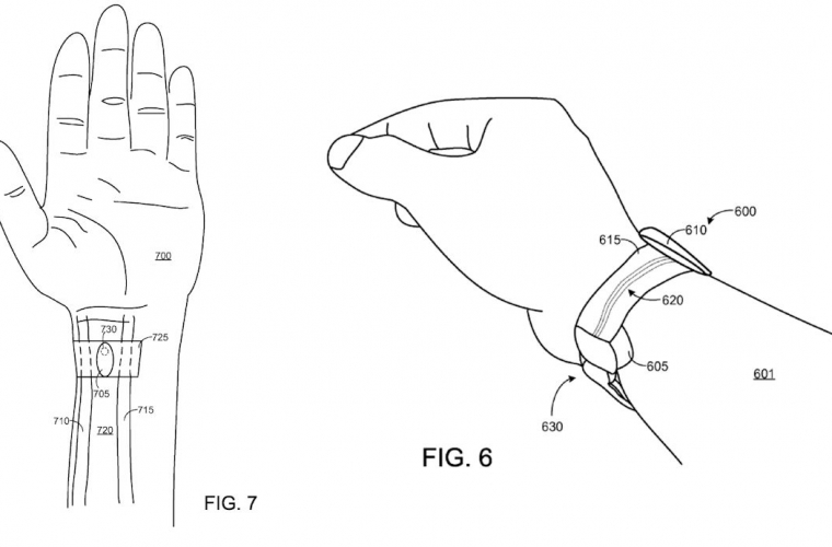 Microsoft patents non-optical heart-rate monitor 2