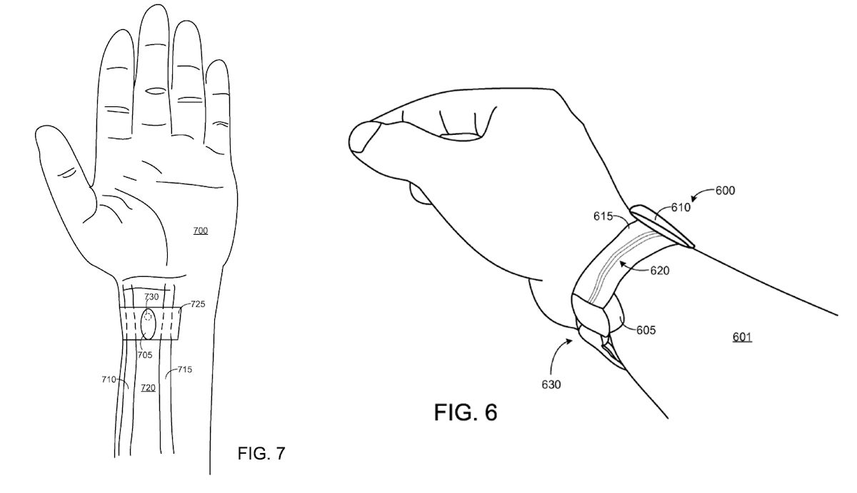 microsoft patents non-optical heart-rate monitor