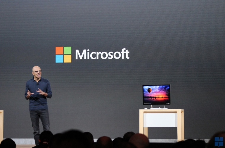 Microsoft's CEO Satya Nadella wants to build the 'the ultimate mobile device' 16