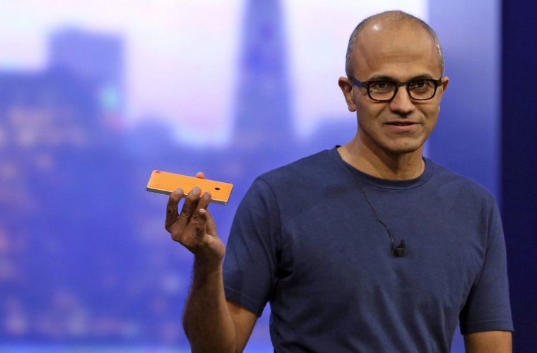 Microsoft shareholders question CEO Satya Nadella regarding its vision for mobile 2