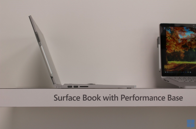 Surface Book with Performance Base, Keyboard, Ergonomic Keyboard and Mouse lands on Amazon 18