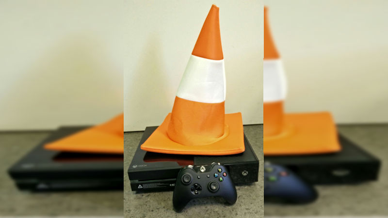 No, VLC Media Player won't put you or your data at risk (with