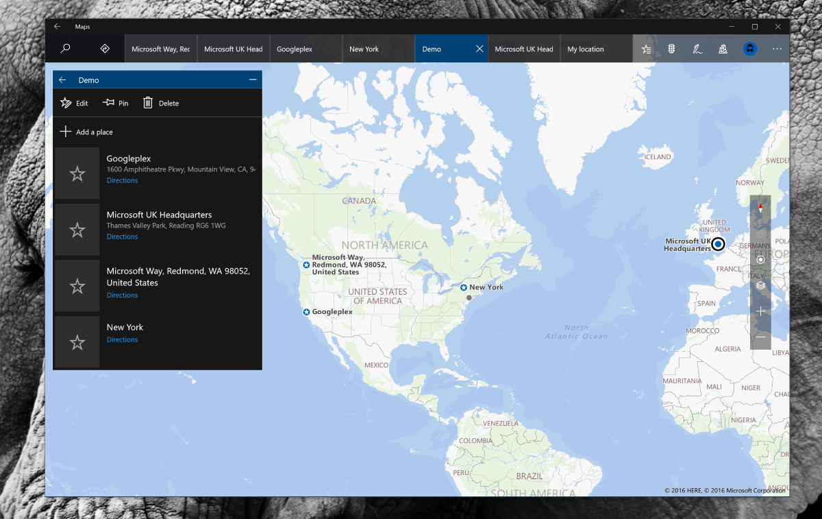 PSA: Microsoft updates offline maps for Windows 10 - MSPoweruser