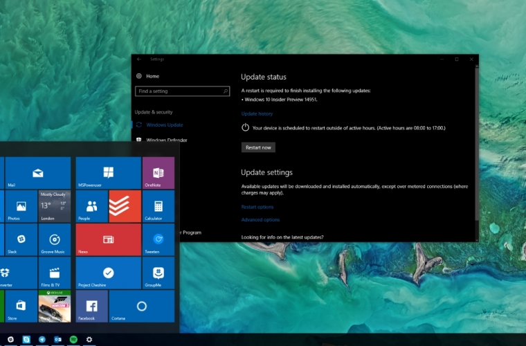 Windows 10 Insider Preview build 15025 ISOs now available 1
