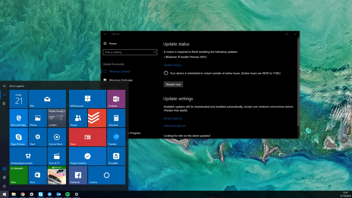 Windows  Preview Build Iso